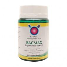BAC MAX com 30 cápsulas de 300 mg IMUNNO