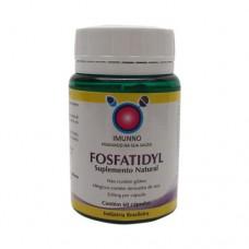 FOSFATIDYL com 60 cápsulas de 300 mg IMUNNO