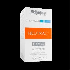 NEUTRA C BUFFERED 1000 MG 60 Cápsulas ATLHETICA NUTRITION CLEANLAB®