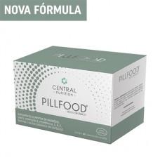 PILLFOOD com 60 cápsulas CENTRAL NUTRITION